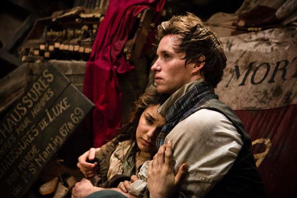 Kết quả hình ảnh cho Eponine và Marius – Những người khốn khổ