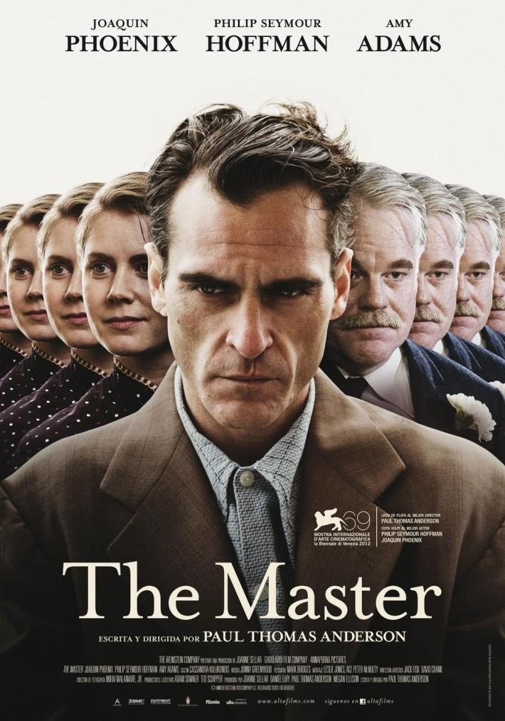 The Master (2012) - Một tác phẩm điện ảnh nghệ thuật đáng xem.