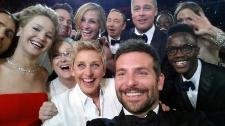 "Bức ảnh selfie ""kinh điển"""